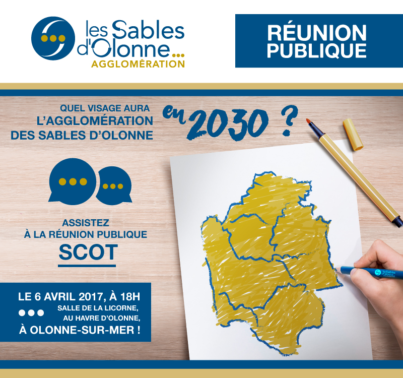 REUNION PUBLIQUE : REVISION DU SCOT