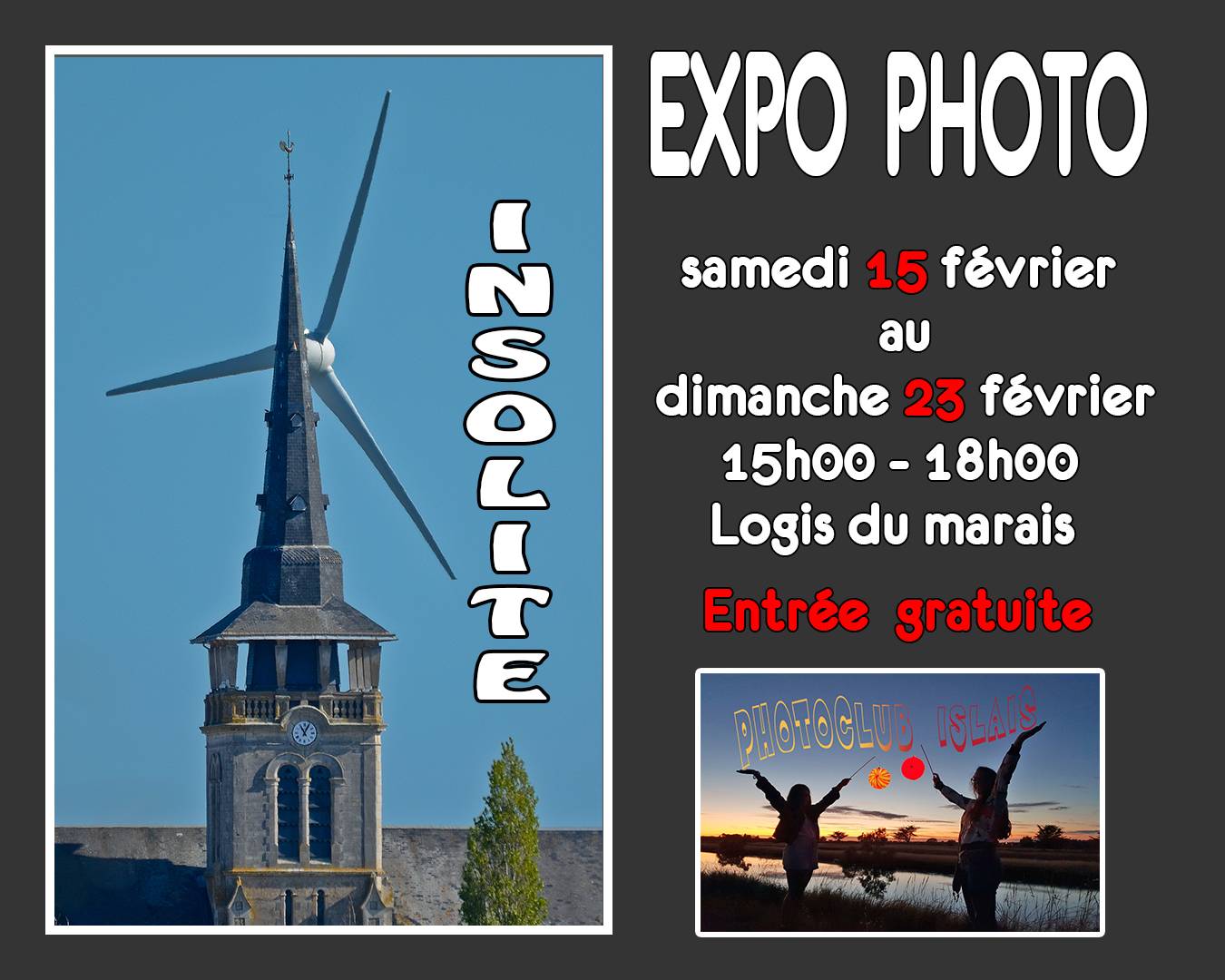 Expo Photo Février